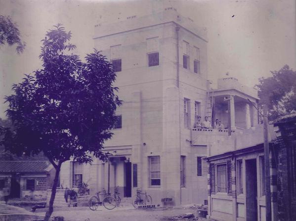 1941年時期樣貌