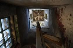 木造旋轉梯遺構