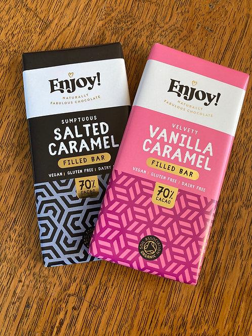 Enjoy! Caramel Bar bundle