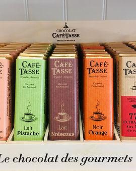 Artisan Chocolate from around the world.