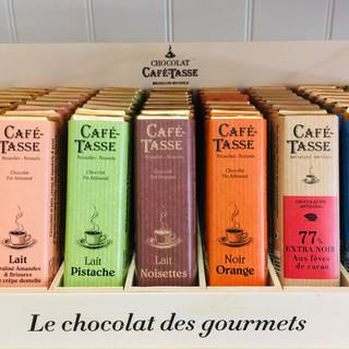 Cafe Tasse bars 1.99