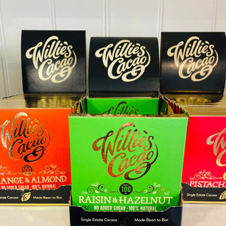 Willie's Cacao Bars 2.75