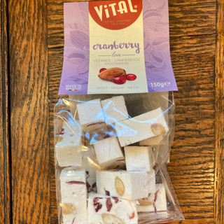 Nougat with Cranberry 3.99