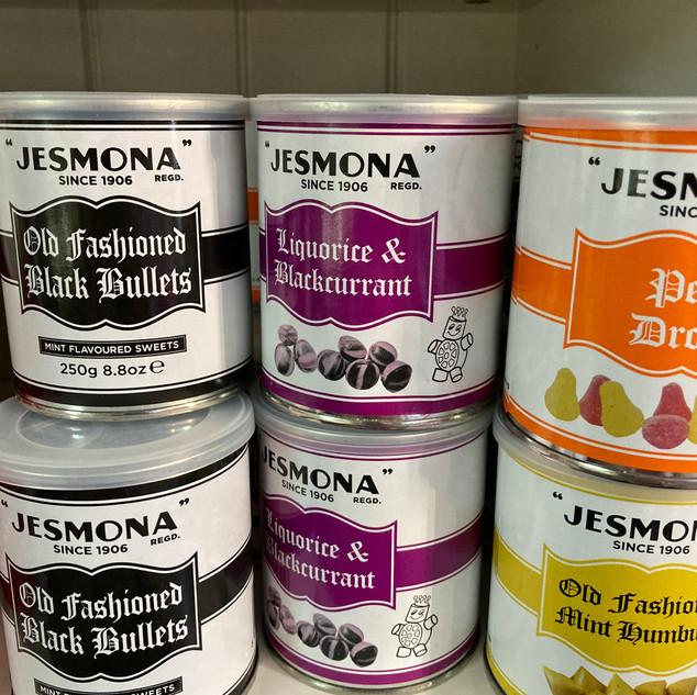 Jesmona sweets 2.99