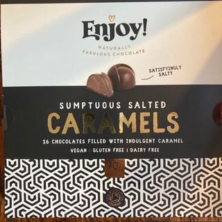 Salted Caramels 9.50
