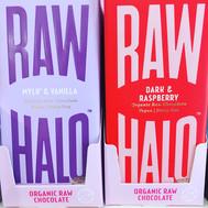 Raw Halo Vegan Bars 2.99