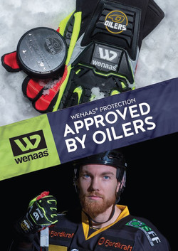 Approved by Oilers
