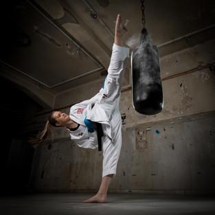 Bettina Alstadsæther, Karate