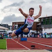 Ingar Kiplesund, Athletics