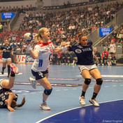 Heidi Løke, Handball