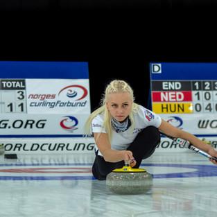 Marie Turmann, Curling