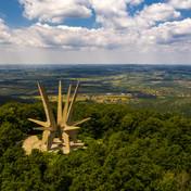 Kosmaj Monument, Serbia