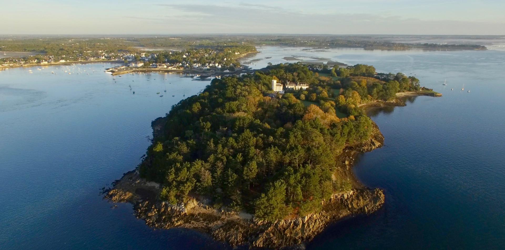 FlyUp Drone-Golf du Morbihan-Berder-07
