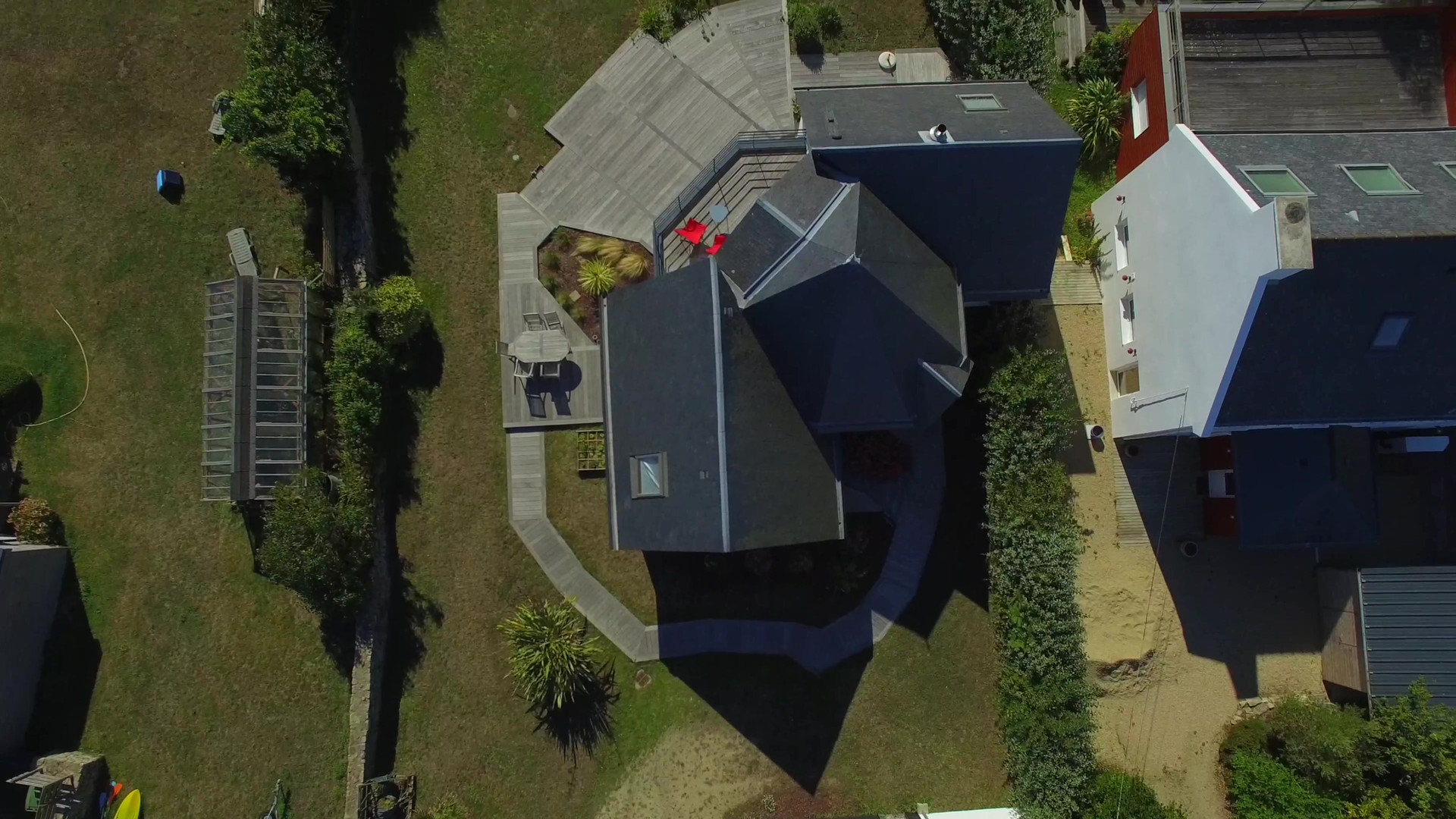 FlyUp Drone - maison à vendre - Plouharnel - Bretagne - France