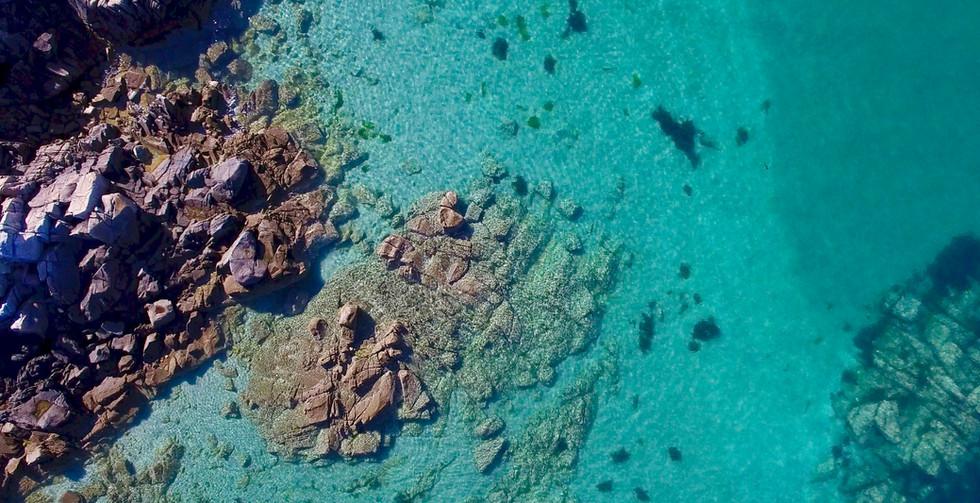 FlyUp Drone-Carnac-Plage de St Colomban