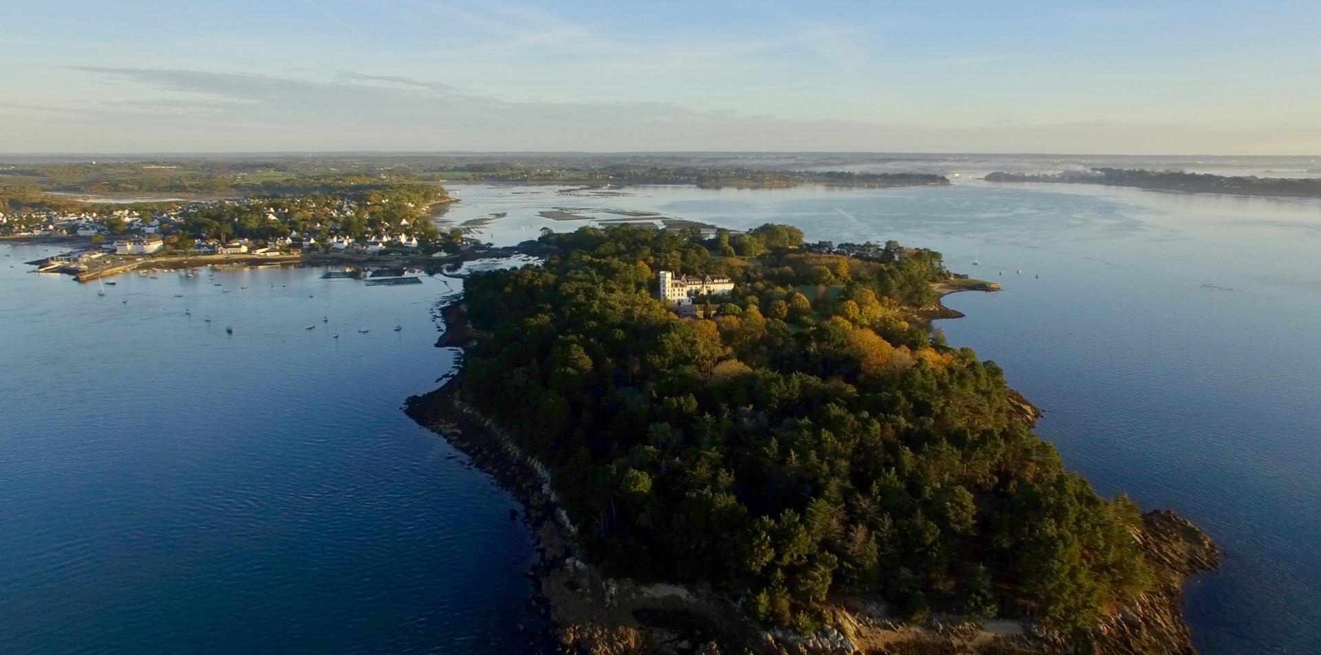 FlyUp Drone-Golf du Morbihan-Berder-21