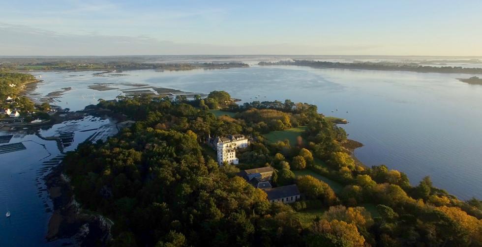 FlyUp Drone-Golf du Morbihan-Berder-11
