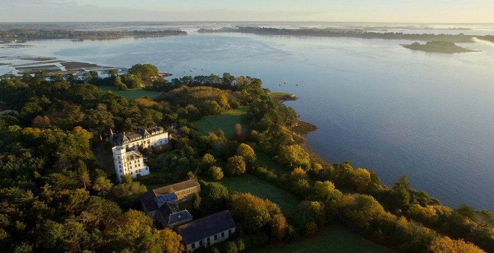 FlyUp Drone-Golf du Morbihan-Berder-10