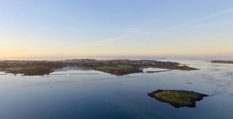 FlyUp Drone-Golf du Morbihan-Arzon