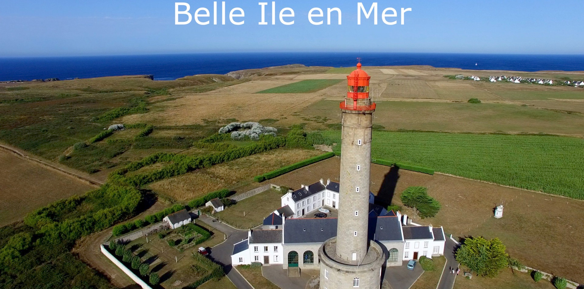 Belle-Ile-en-Mer par FlyUp Drone