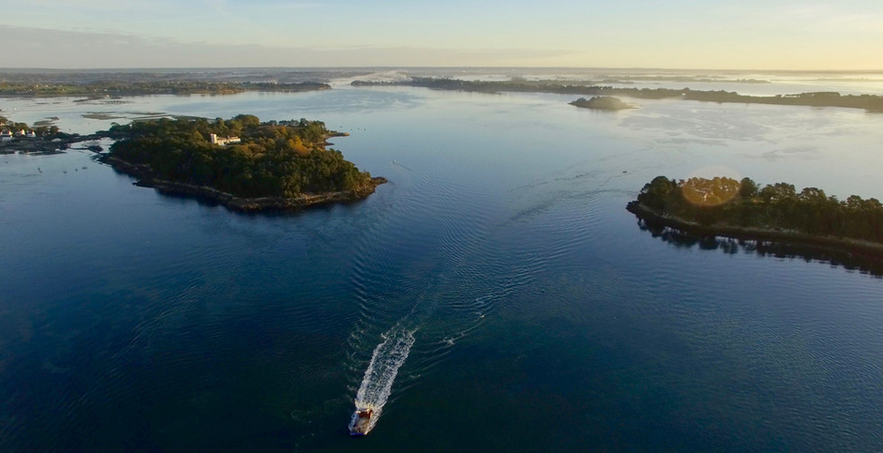FlyUp Drone-Golf du Morbihan-Berder-05
