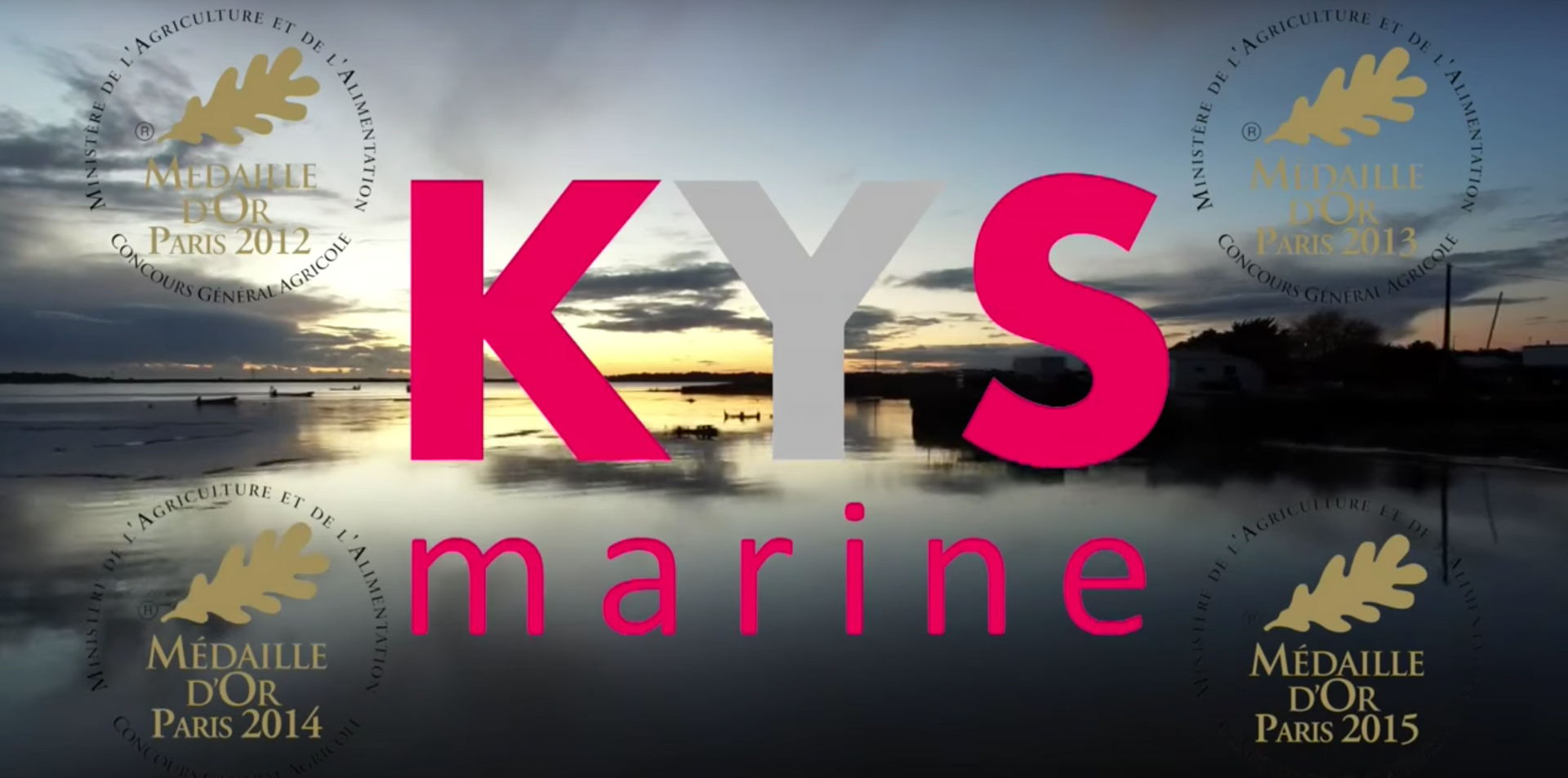 FlyUp Drone - Film Promotionnel KYS Marine