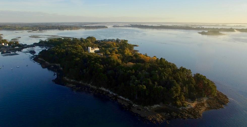 FlyUp Drone-Golf du Morbihan-Berder-20