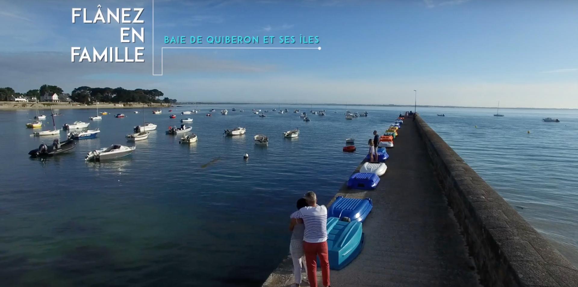 Baie de Quiberon et ses Îles