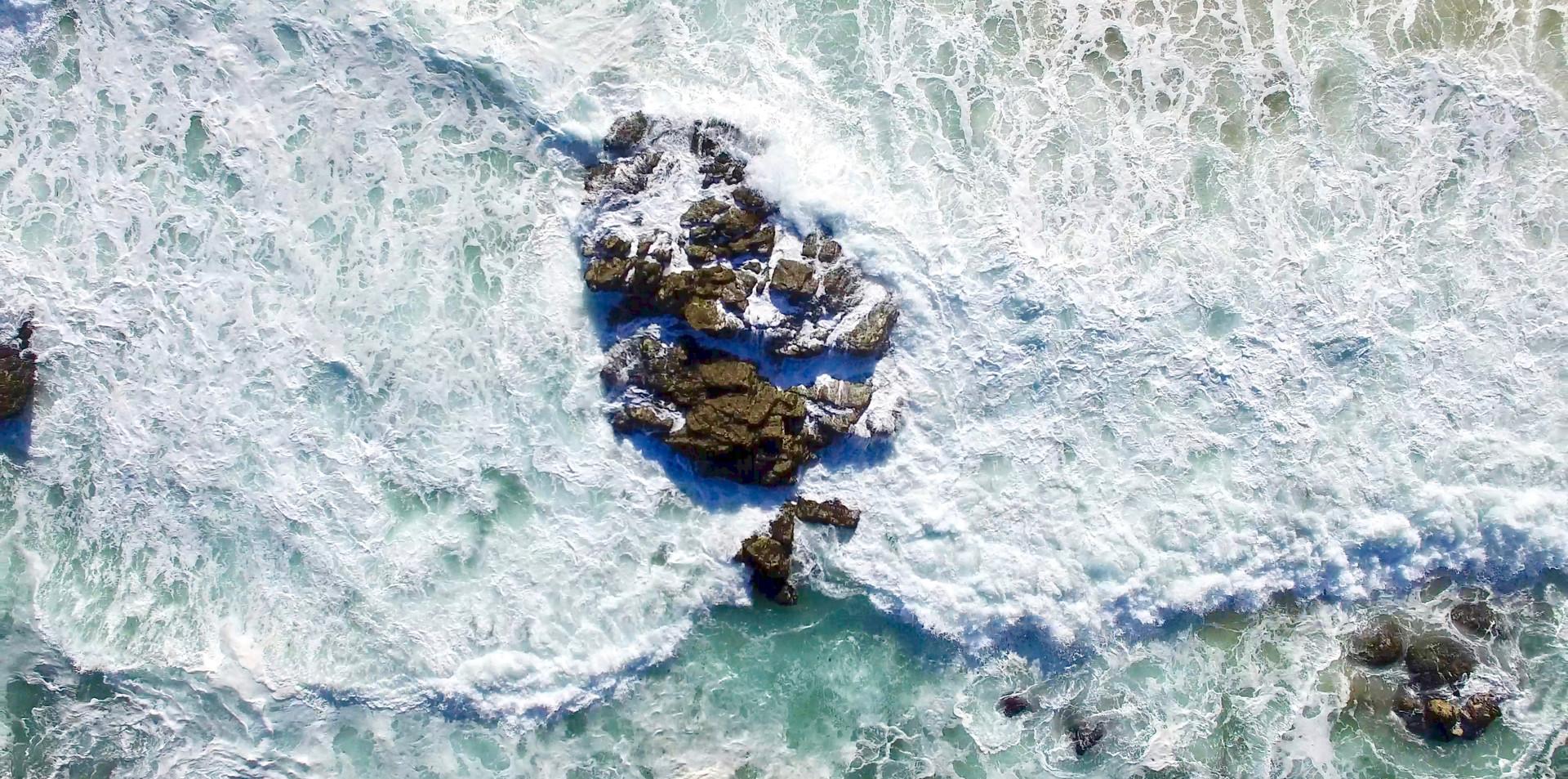 FlyUp Drone-Portivy-Plage de Port Bara