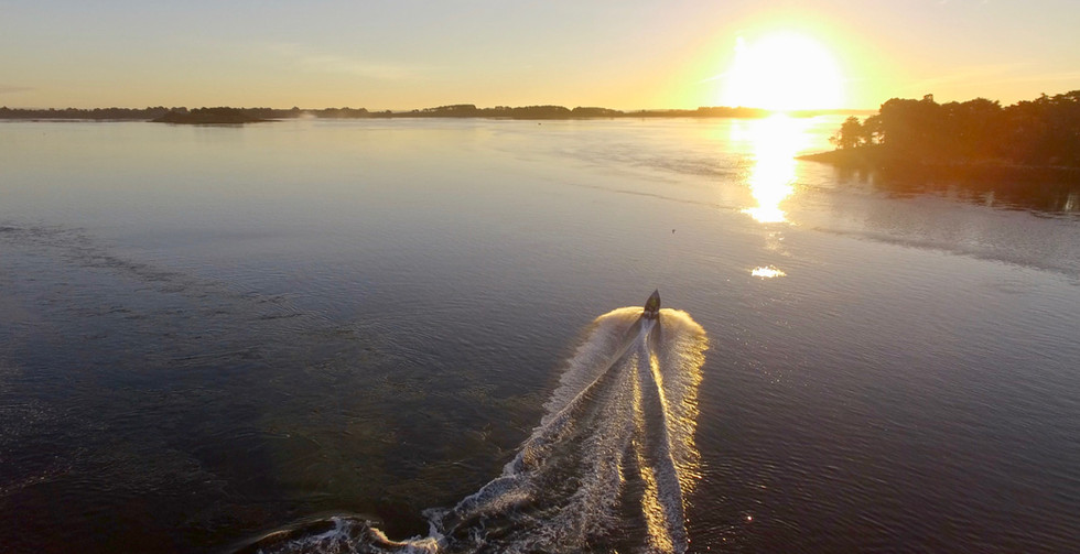 FlyUp Drone-Golf du Morbihan-Ile de la Jument