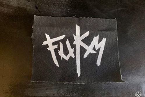 FUKM Battle vest patch, (Original LOGO)