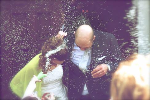 Deborah and Lazzaro Wedding