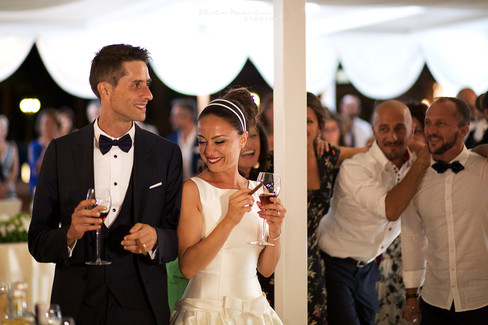 Giovanna and Matteo
