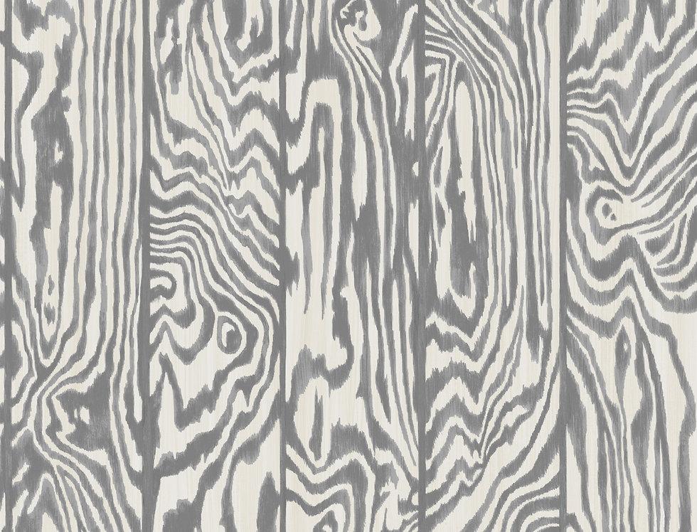 Cole & Son - Curio Zebrawood Black & White 107/1003