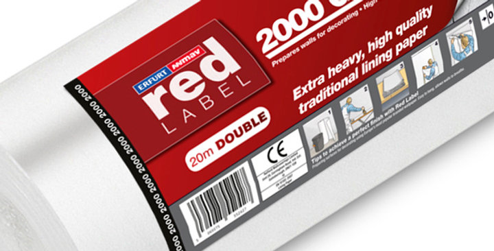 2000 Grade Red Label Lining Double LRH200056DERF