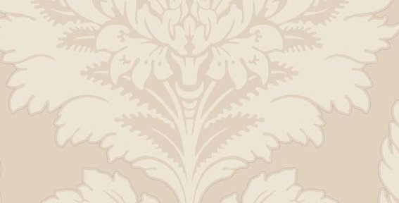 Cole & Son - Archive Traditional Hovingham Taupe & Cream 88/2007