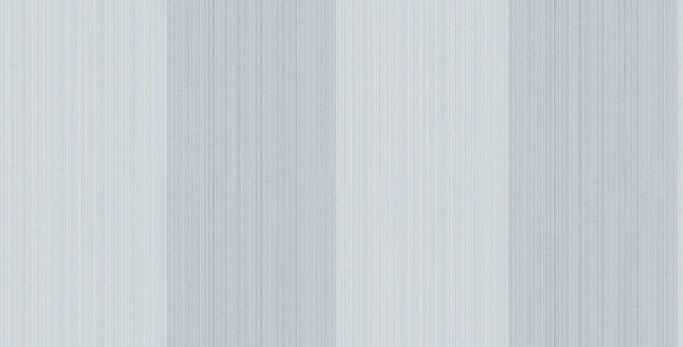 Cole & Son - Marquee Stripes Jaspe Stripe Pale Blue 110/4023