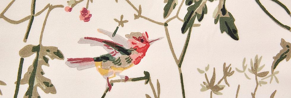 Cole & Son - The Contemp Coll Fabrics Hummingbirds Classic Multi F62/1001