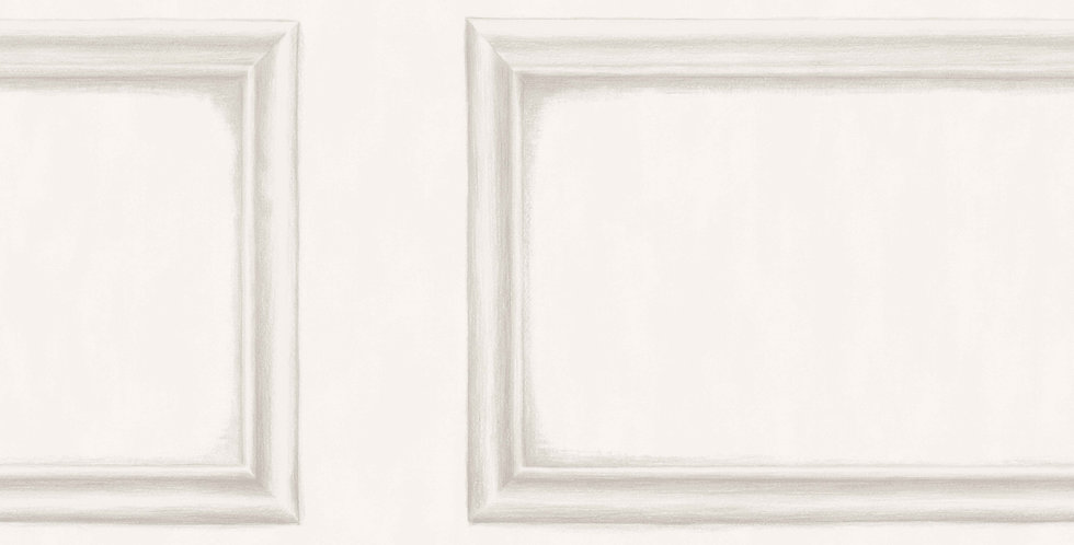 Cole & Son - HRP Library Frieze White 98/8032