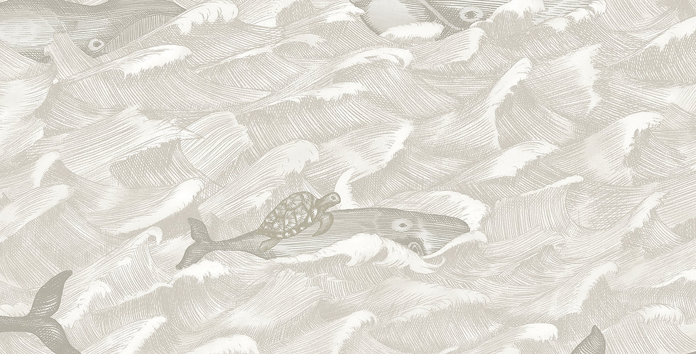 Cole & Son - Whimsical Melville Neutral 103/1003