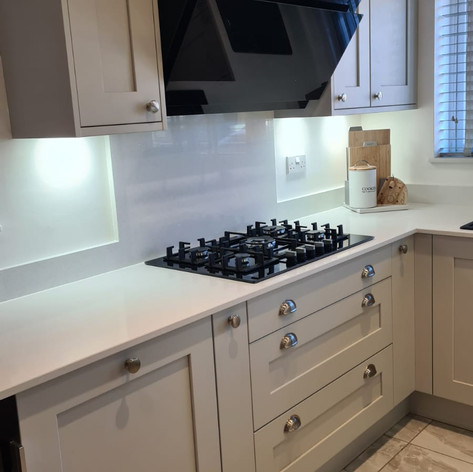 Quartz Worktops Sheffield
