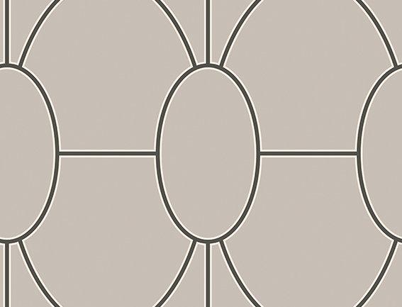 Cole & Son - Geometric II Riviera Linen 105/6028