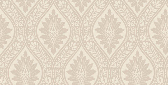 Cole & Son - Archive Traditional Florence Biscuit & Cream 88/9037