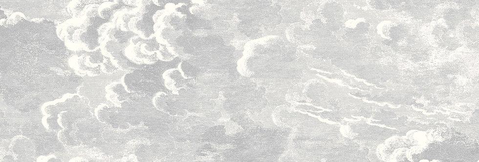 Cole & Son - Fornasetti Senza Tempo Nuvolette Soot & Snow 114/28055