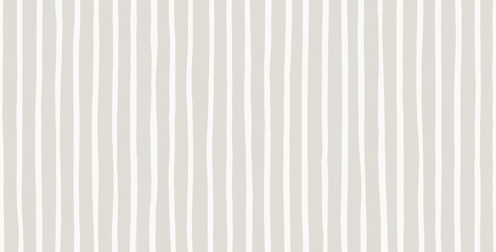 Cole & Son - Marquee Stripes Croquet Stripe Parchment 110/5027