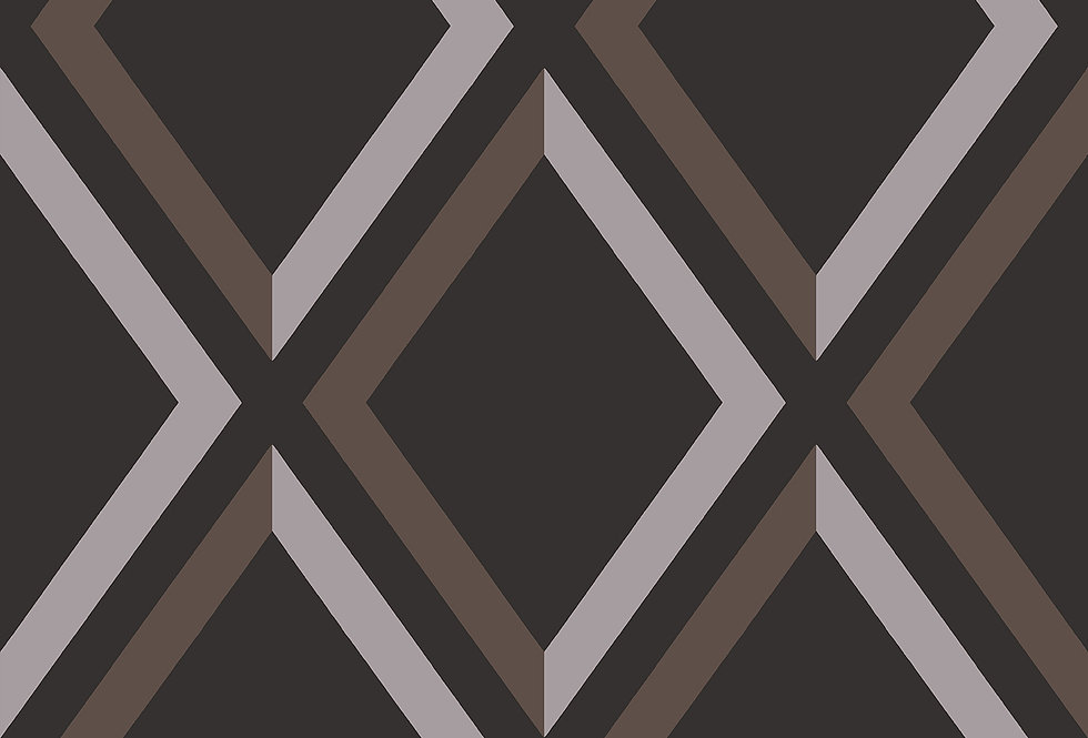 Cole & Son - New Contemporary Pompeian Brown 66/3019
