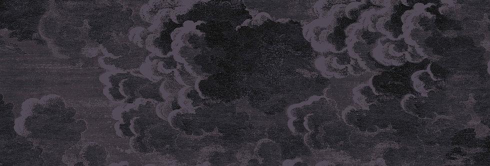 Cole & Son - Fornasetti Senza Tempo Nuvolette Midnight 114/28057