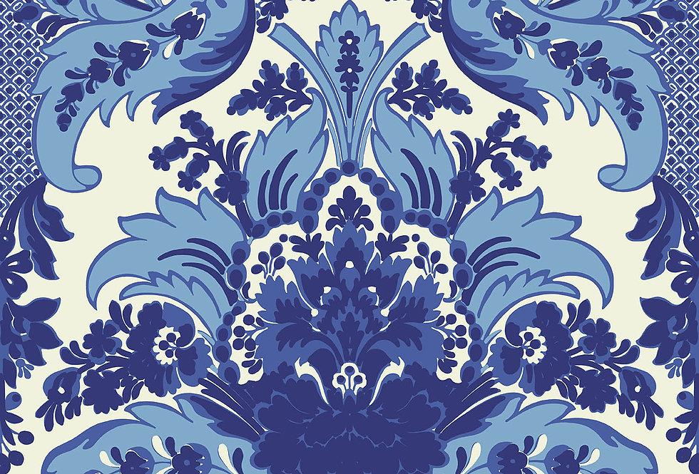 Cole & Son - Albemarle Aldwych Blue 94/5025