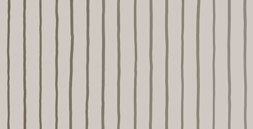 Cole & Son - Marquee Stripes College Stripe Linen 110/7035