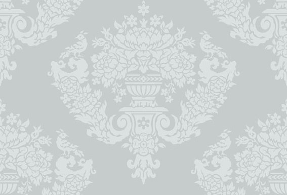Cole & Son - Archive Traditional Sudbury Dusky Pink  88/12048